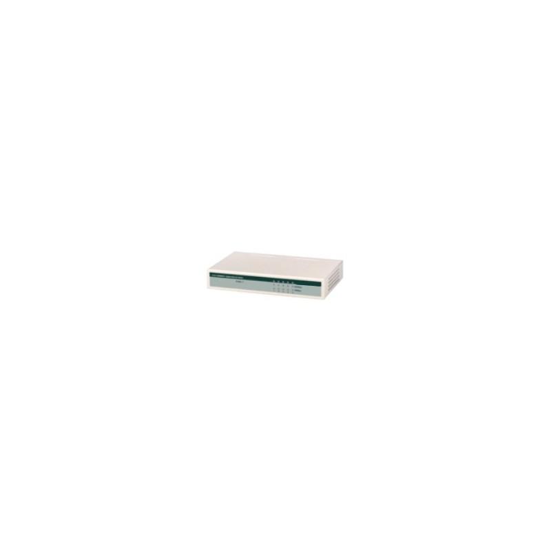 Dynamode 5 Port Desktop 10/100/1000 Desktop Switch