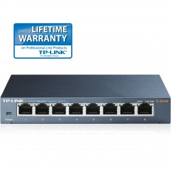 TP-Link TL-SG108 8-Port Gigabit Desktop Switch
