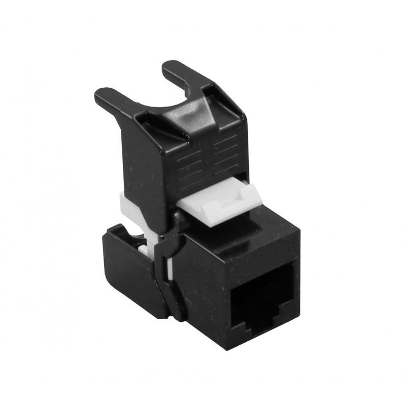 Cat5e UTP Tool-Less Keystone Module