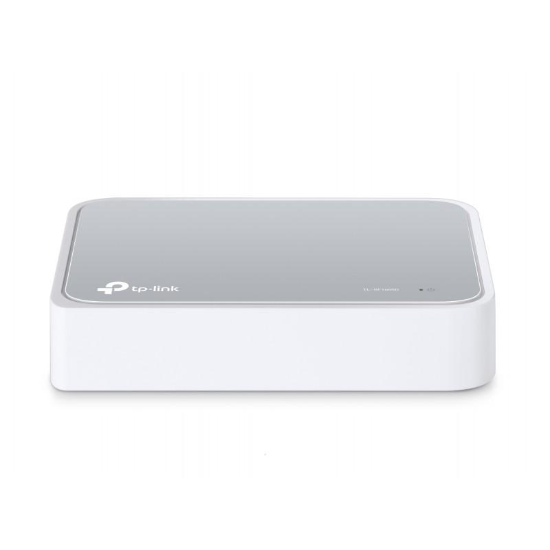 TP-LINK 5-Port 10/100 Switch Desktop 9.0VDC/0.6A