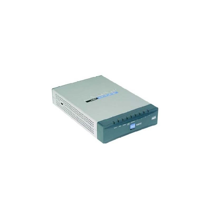 isco 10/100 4-Port VPN Router