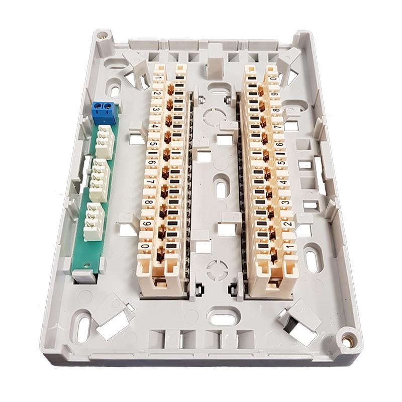 201D 20 Pair Connection Box