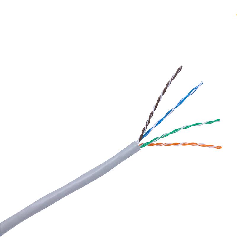 Cat5e UTP Cable - PVC Outer Sheath