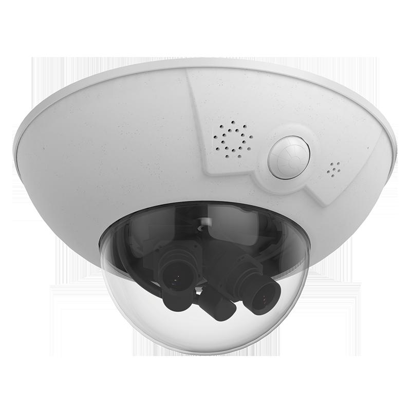 Mobotix Mx-D16B-P-6D6D041 IP security camera Indoor