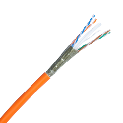 Cat6 U/UTP LSZH B2ca Solid Cable