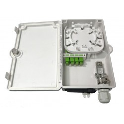 8 Fibre Internal / External Break Out Box
