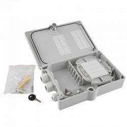 12 Fibre Internal / External Break Out Box