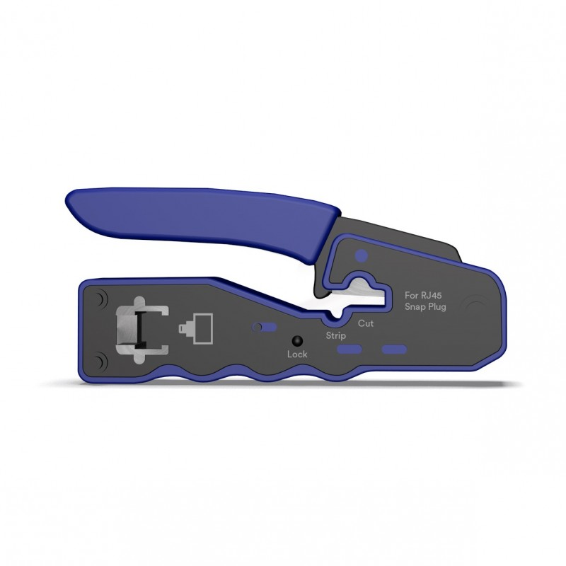 Easy RJ45 Crimp Tool