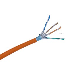 Cat 6a F/FTP B2ca Solid Cable