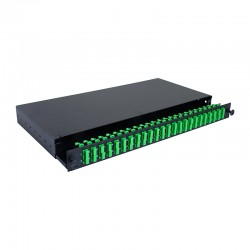 Singlemode SC/APC Fibre Optic Patch Panels