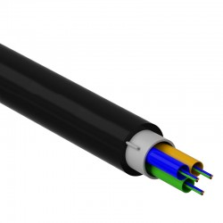 Ultralightweight Aerial Drop Cable 48F