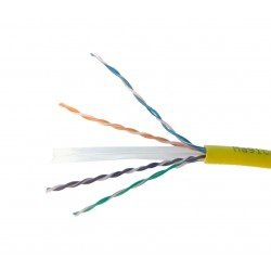 Cat6 UTP PVC Patch Cable (Reel)