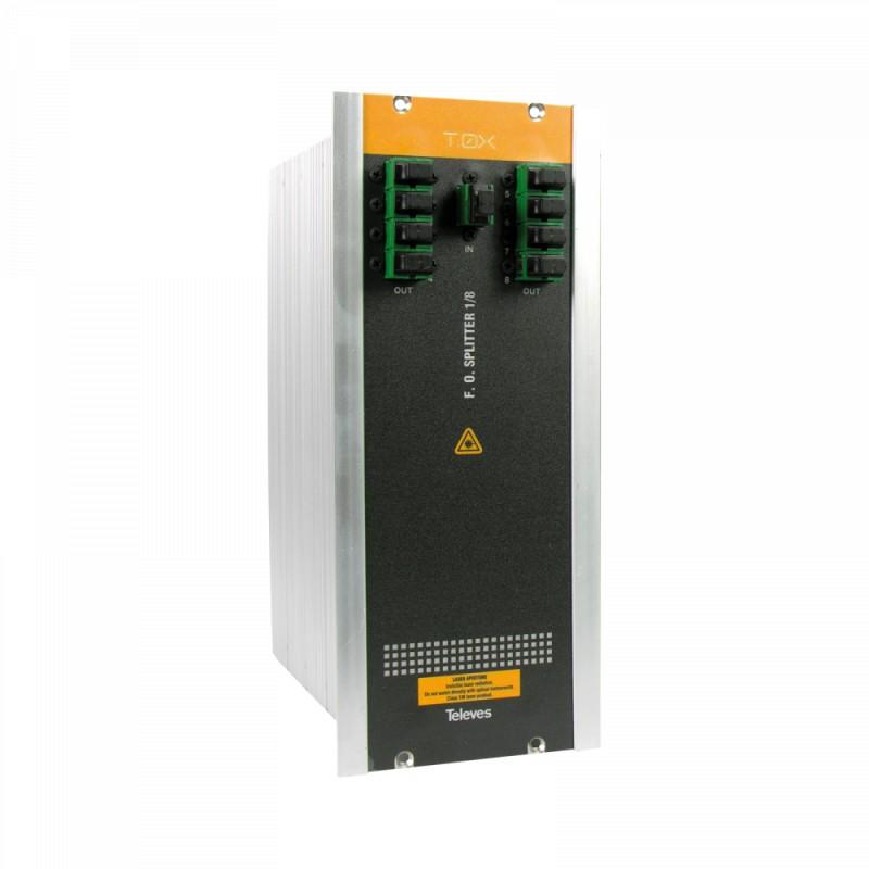T.0X SC/APC 8W optical splitter