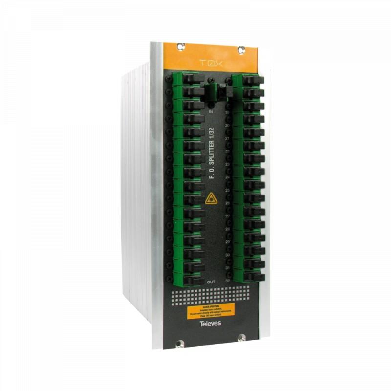 T.0X SC/APC 32W optical splitter
