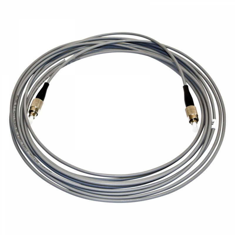 Pre-terminated optical fibre patch cord