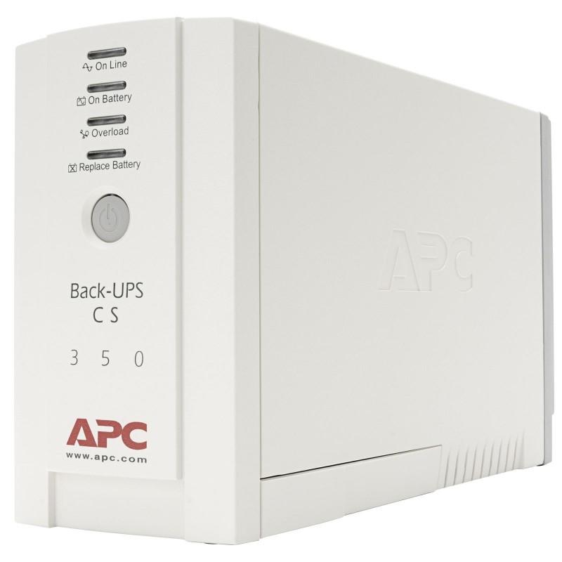 APC BK350EI Back-UPS 350VA, 230V