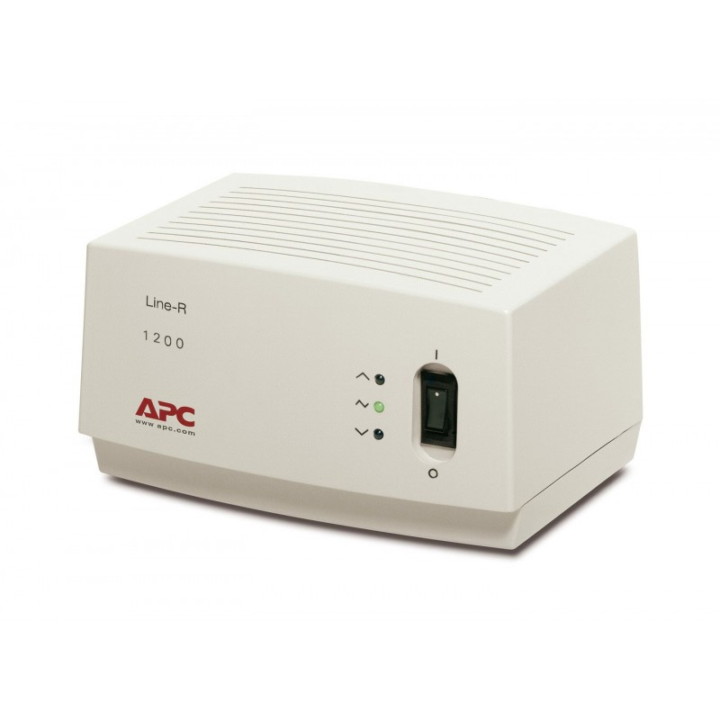 APC LE1200I Line-R 1200VA Automatic Voltage Regulator