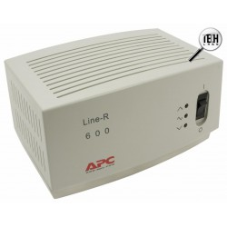 APC LE600I Line-R 600VA Automatic Voltage Regulator