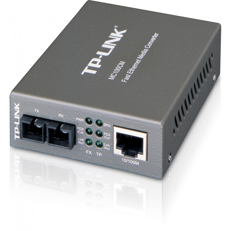 TP-LINK MC100CM 10/100Mbps Multimode Media Converter