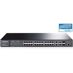 TP-LINK TL-SL5428E 24-Port 10/100Mbps L2 Managed Switch