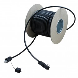 Cat5e External Lead with Industrial Boot