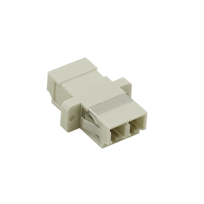 LC Duplex Bulkhead  Adapter