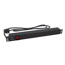 UK Socket / UK Plug Rack PDU