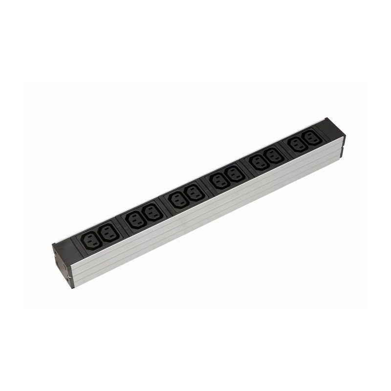 IEC C13 Socket / UK Plug Rack PDU