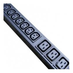 16 Way Mixed Socket PDU (12x C13 & 4x C19)