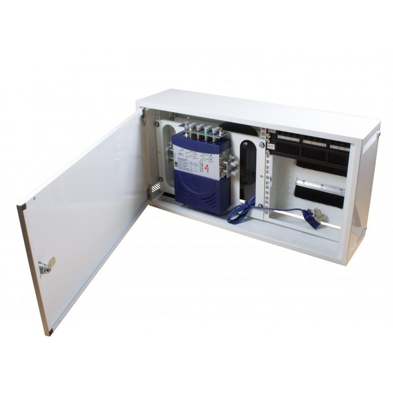 CCS Satellite TV and Data Enclosure