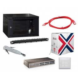 Cat5e Complete Network Starter Kit
