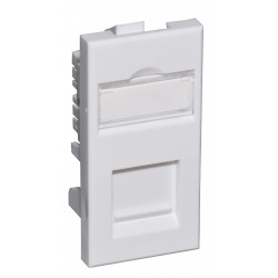 Cat5e Modules and Wall Outlets