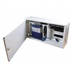 Satellite TV and Data Enclosure