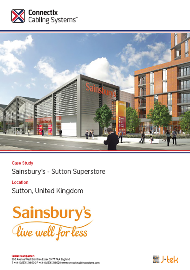 Sainsburys Sutton Superstore