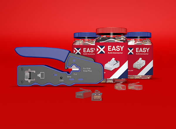 Cat6 EASY Plugs - shop now