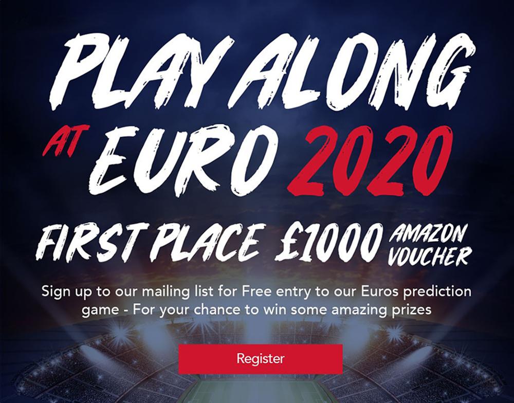 Play along at Euro 2020
